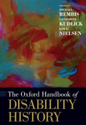 Book cover of The Oxford Handbook of Disability History